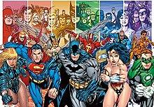 Pyramid International Justice League America