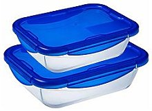 Pyrex Cook And Go Storage Set