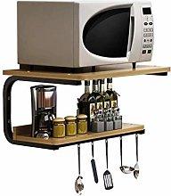 PYROJEWEL Kitchen Microwave Oven Rack Oven Rack