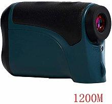 PYXZQW Golf Laser Rangefinder Hunting 800M 1200M