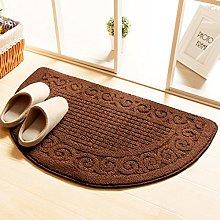 Q&F Indoor Doormat Super Absorbs Mud Door Mat For