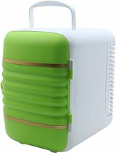 Q-HL Cool Box Car Refrigerator, Portable 4L Mini