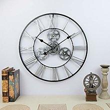 Q-HL Wall Clock Wall Clock Roman Numerals Silent