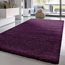 Q Style New Modern Thick Shaggy Large VERONA Rugs