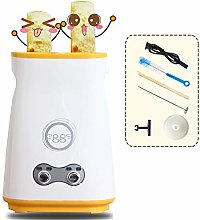 Q-YR Double Tube Egg Master Roll Maker Mini Egg