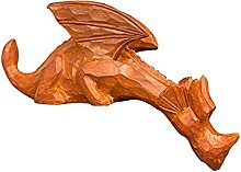 Qagazine Funny Garden Shelf Statue esin Flying