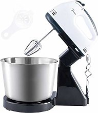 QAQWER 2 in 1 Twin Hand and Stand Mixer, 180W with