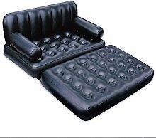QARYYQ Double Folding Inflatable Sofa, Lazy
