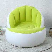 QARYYQ Inflatable Sofa Chair Camping Chair,