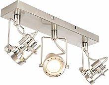 QAZQA Industrial Industrial Spotlight Ceiling