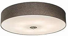QAZQA Modern Country Ceiling Lamp/Ceiling Flush