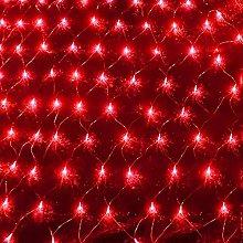 QAZWSXD Fairy Lights LED Net Light,Outdoor Light