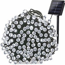 QAZWSXE Solar Powered String Lights,100-1000