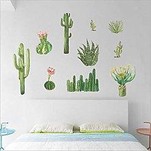 Qazwsxedc Cactus Bedroom Cabinet Window Sill