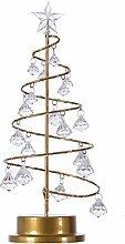 QBCNM LED Night Light Christmas Tree Light, Indoor