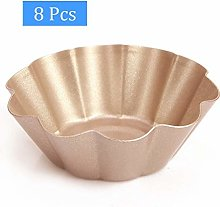 QFF Cupcake muffin moulds Cake Pan 3 Inch Round