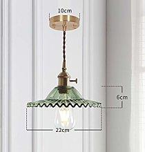 QFF Indoor Decorative Lights, Glass Lampshade