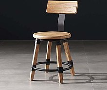 QFLY Creative Student Learning Desk Chair Stool
