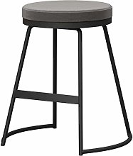 QFLY Modern Footrest Counter Tall Chairs Sitting