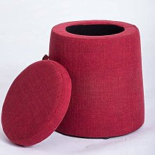 QFLY Simple Fashion Sofa Stool Multifunction With