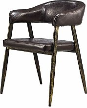 QFWM Dining Chairs Breathable Wear High Density