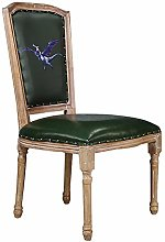 QFWM Dining Chairs Comfortable Breathable Chair 2