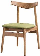 QFWM Dining Chairs Fabric Coffee Chair Theme