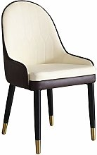 QFWM Dining Chairs Home Hotel Soft Bag Backrest