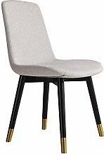 QFWM Dining Chairs Home Stool Study Light Luxury