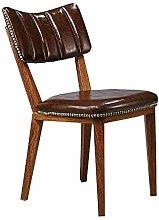 QFWM Dining Chairs Rivet Edging Hotel Soft Bag