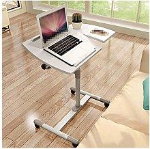 Qgg Adjustable table Laptop Desk Portable Simple