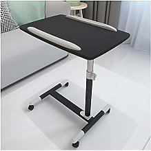 Qgg Adjustable table Mobile Lap Table, Portable