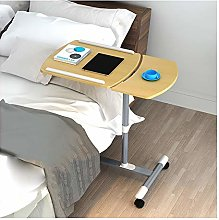 Qgg Adjustable table Mobile Laptop Desk,
