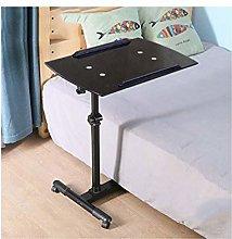 Qgg Adjustable table Rolling Computer Desk