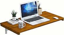 QGQ Household Wall-Mounted Computer Desk -Folding