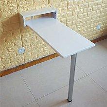 QGQ Household Wall-Mounted Computer Desk -
