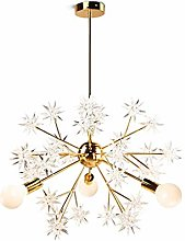 QGQ Modern Stylish Creative Home Chandelier,Cafe