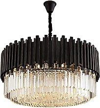 QHCS Chandelier Ceiling Light For Hotel Living