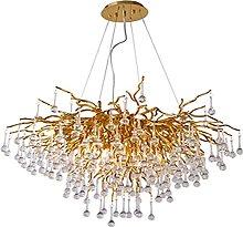 QHCS Chandelier Ceiling Light For Living Room