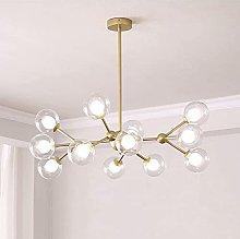 QHCS Chandelier Ceiling Light Modern Ceiling Light