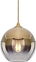 QHCS Chandelier Ceiling Light Modern Kitchen With