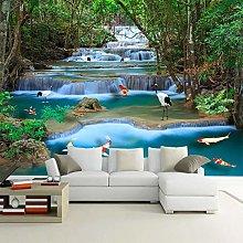 QHDHGR 3D Wallpaper Mural Natural Landscapes &