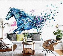 QHDHGR Wall Murals Wallpaper 3D Effects Painted &