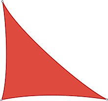 QI-CHE-YI Red waterproof Oxford sunshade, right