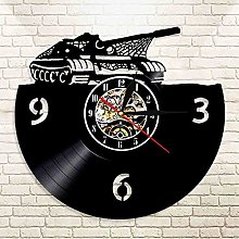QIANGTOU Main Battle Tank Wall Clock Military