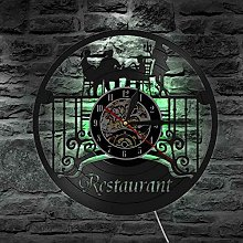 QIANGTOU Restaurant Sign Catering Wall Art Wall