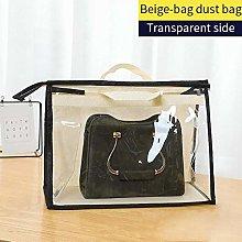QIANHUA Transparent storage bag dust bag bag