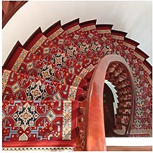 QIANMEI Stair Tread - Carpet Mats 15-piece set