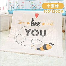 Qianqingkun Baby air-conditioning heating quilt,