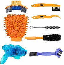 Qianqiusui Cycling Kit cleaning brush, a cleaning